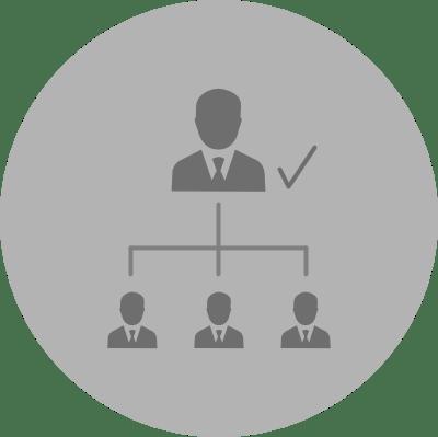 Power Almanac roles icon